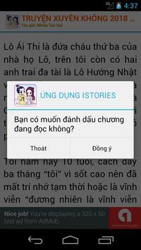 100 TRUYỆN XUYÊN KHÔNG HAY NHẤT 2018 screenshot 4