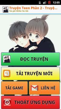 Truyện Teen Phần 2 Hay Nhất 2018 poster