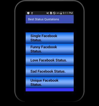 Status For FB and Whatsapp screenshot 6