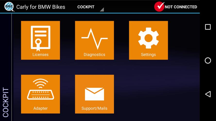 carly for bmw bikes for android apk download. Black Bedroom Furniture Sets. Home Design Ideas