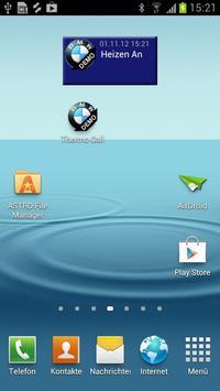BMW Thermo Call DEMO apk screenshot