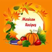 Mexican Recipes icon