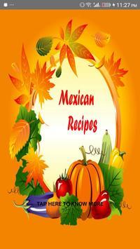 Mexican Recipes poster