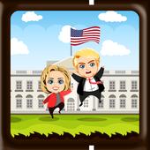 USA President War icon