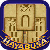 HAYABUSA EGYPT NUMBER icon
