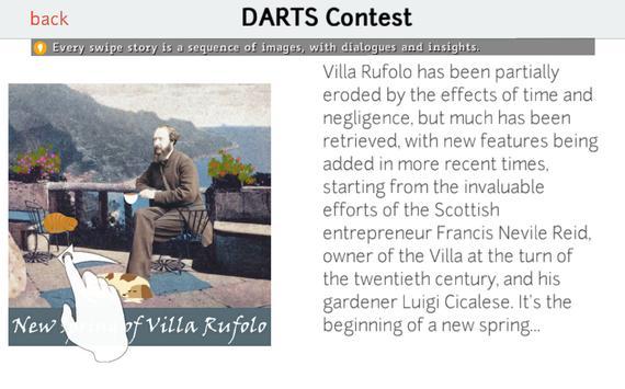 New spring of Villa Rufolo poster