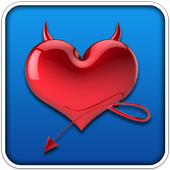 Heart Smiley Stickers icon