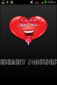 Heart Smiley Stickers poster