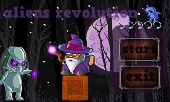 Aliens revolution apk screenshot