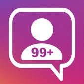 Follow for you icon