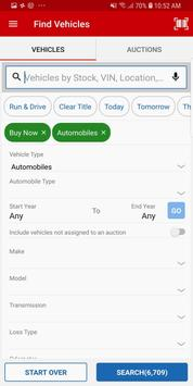 Schermata apk IAA Buyer Salvage Auctions