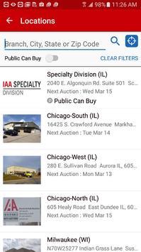 IAA Buyer captura de pantalla 7