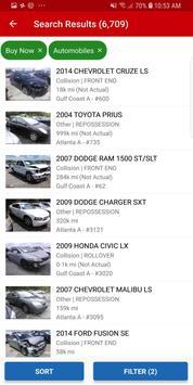 IAA Buyer captura de pantalla 4