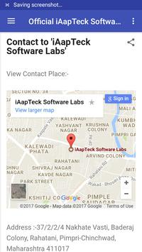 iAapTeck Software Labs apk screenshot