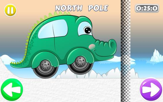 Speed Racing game for Kids screenshot 9
