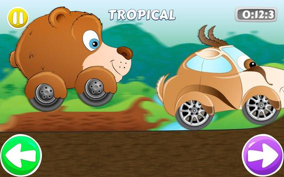 Speed Racing game for Kids poster
