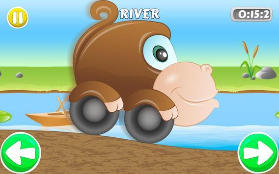 Speed Racing game for Kids screenshot 17