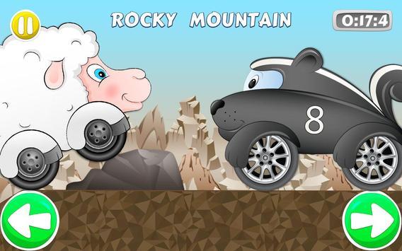 Speed Racing game for Kids screenshot 2
