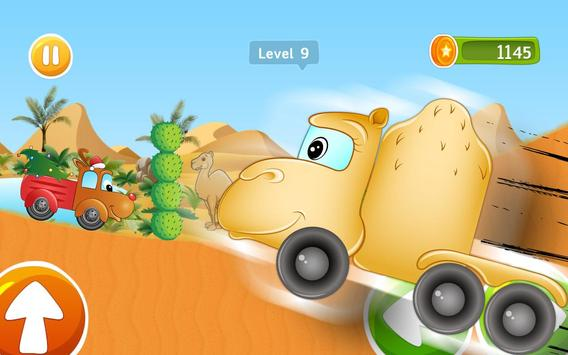 kids car racing game beepzz apk screenshot