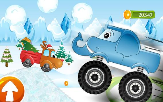 kids car racing game beepzz apk screenshot