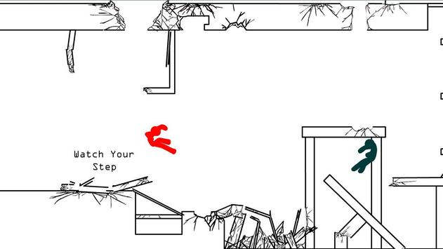 Stickman Fighting Animation 3 poster