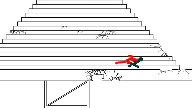 Stickman Fighting Animation 3 screenshot 2