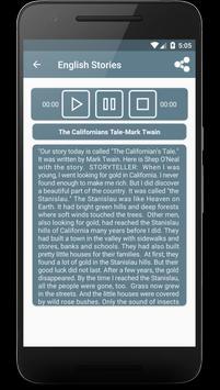 English Stories - Learn English screenshot 1