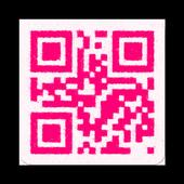 Cute QR Code icon