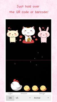 Cute QR Code poster