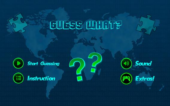 Guess What? poster