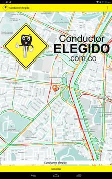 Conductor elegido screenshot 4