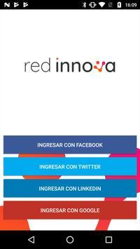 Red Innova poster