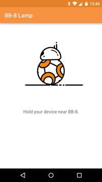 BB-8 Lamp poster