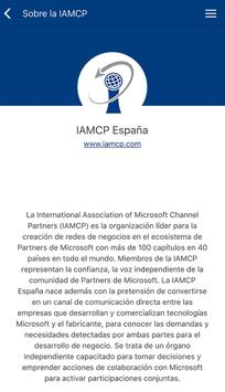 Anuario IAMCP screenshot 1
