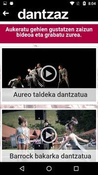 Dantzaz apk screenshot
