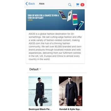 Estore | Opencart + Ionic App for Android - APK Download