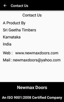 Newmax Doors screenshot 4