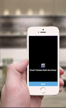 Kisah Teladan Nabi & Rasul apk screenshot