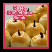 Resep Kue Lebaran Simple icon