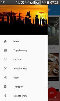Kiev City Guide screenshot 3