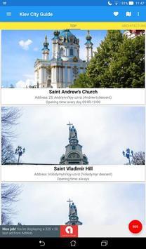 Kiev City Guide screenshot 10