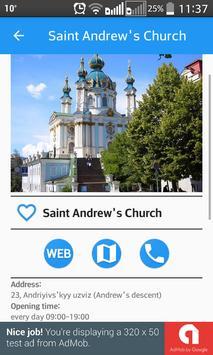 Kiev City Guide screenshot 2