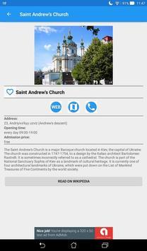 Kiev City Guide screenshot 8
