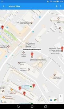 Kiev City Guide screenshot 9
