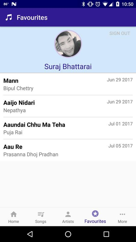 Nepali Songs Lyrics And Chords Apk