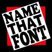 Name That Font icon