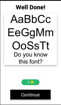 Name That Font screenshot 1