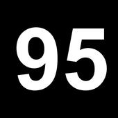 95 Taps icon