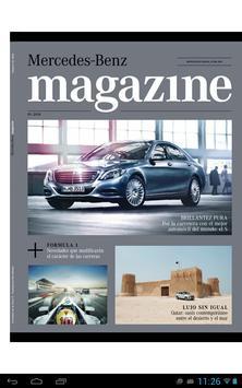 Mercedes-Benz Magazine screenshot 1