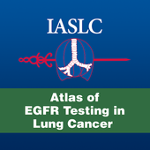 IASLC Atlas EGFR Testing icon